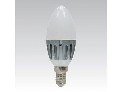 LED žárovka svíčka LQ2 C37 240V 3W E14 3000K