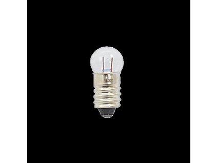 Žárovka 6,0V 300mA E10