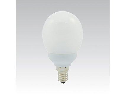 Úsporná žárovka MINITRONIC® DUO 9W/827 ROUND E14