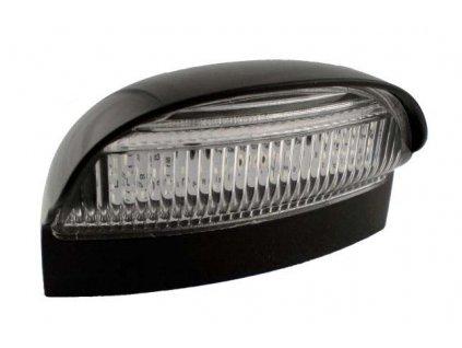 LED osvětlení SPZ homologace