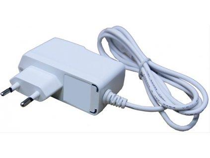 Síťový adaptér pro LED pásky 230V - 12V 1A 12W bílá barva