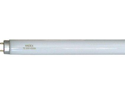 Zářivka 36W T8/G13 - denní bílá 4000K délka 1200mm