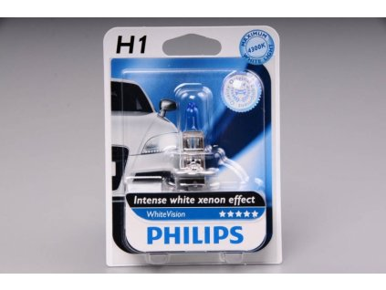 blistr H1 12V 55W P14,5s WhiteVision