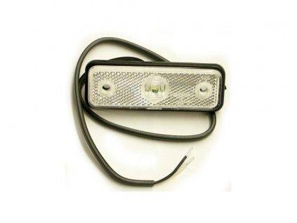 světlo poziční FT-4 LED 12+24V bílé