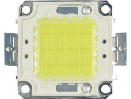 LED 30W Epistar, teplá bílá 3000K, 3000lm/900mA, 30-32V,120°