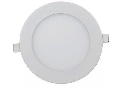 Podhledové světlo LED 9W, 147mm, teplé bílé, 230V/9W, vestavné