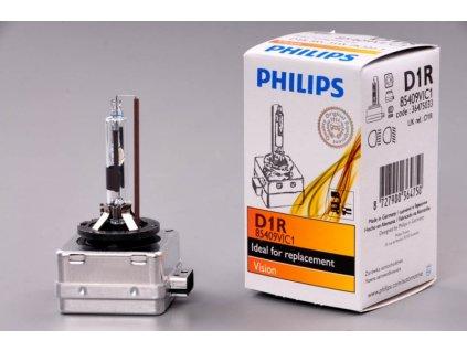 výbojka xenon D1R 85V 35W PK32d-3 VISION PHILIPS