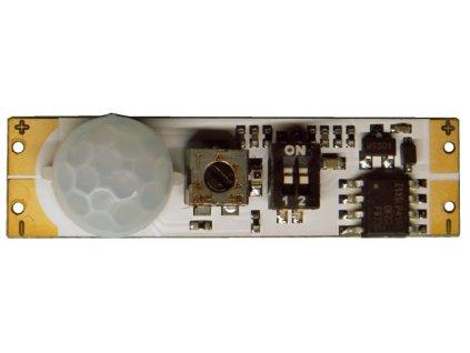 Pohybový spínač pro LED pásky 12/24V do profilů