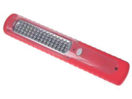 Dynamo LED svítilna 60LED pracovní i rekreační lampa s magnetem