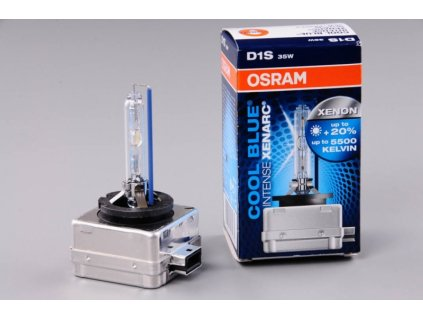 výbojka xenonová D1S 85V 35W PK32d-2 COOL BLUE Intense OSRAM