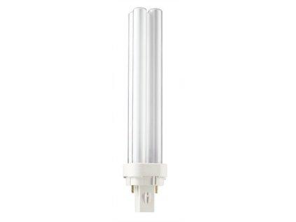 PHILIPS MASTER PL-C G24d-3 26W/830 2pin úsporná žárovka