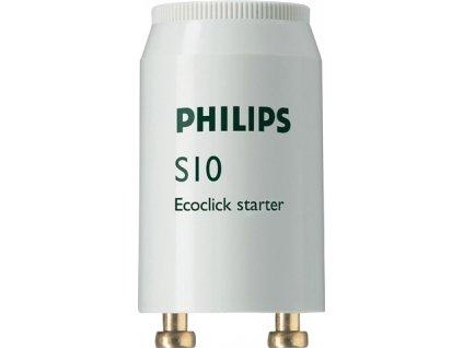 PHILIPS startér pro zářivky S10 25-65W 220-240V