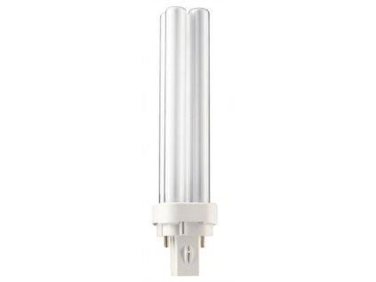 PHILIPS MASTER PL-C G24d-2 18W/840 2pin úsporná žárovka
