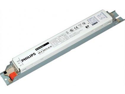 Elektronický předřadník PHILIPS HF-P 258 TL-D III