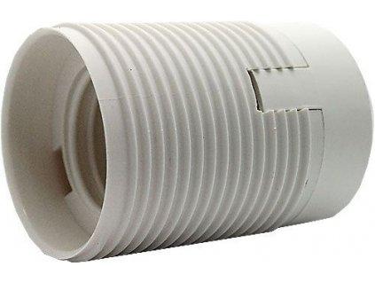 Objímka E27 plast