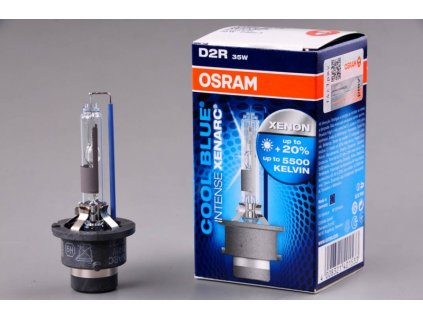 výbojka xenonová D2R 85V 35W P32d-3 COOL BLUE Intense OSRAM