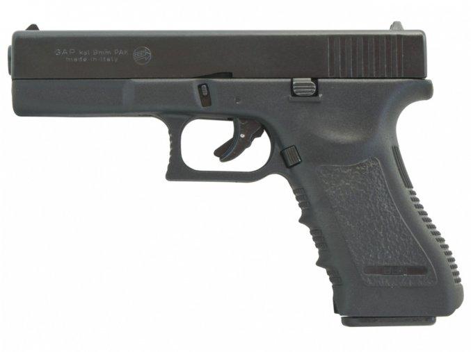 Plynová pistole Bruni GAP černá cal.9mm