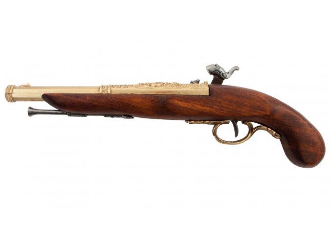 Replika Pistole francouzská soubojová
