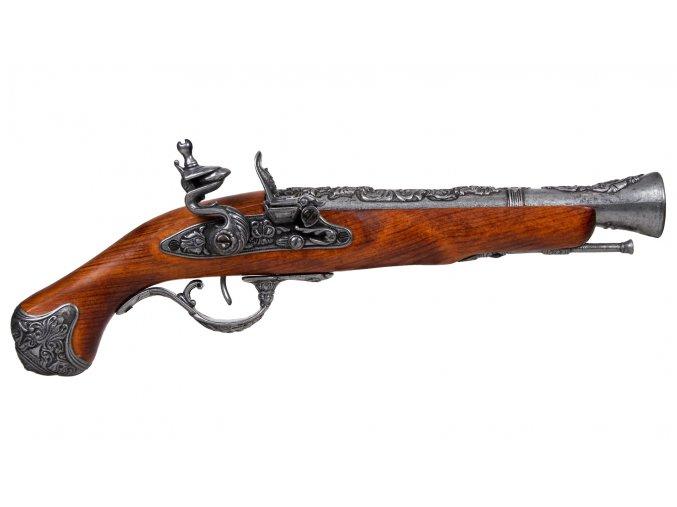 Replika Pistole mušketová, Londýn, 18.stol.