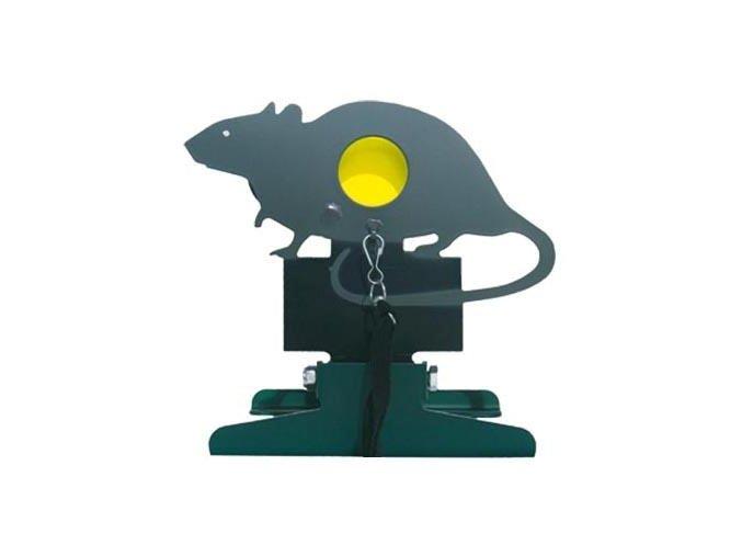 Terč závodní krysa