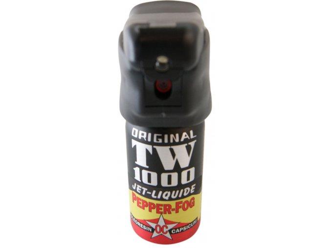 Obranný sprej TW1000 OC Jet Man 40ml LED
