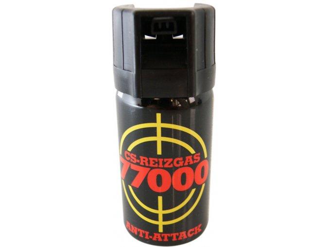 Obranný sprej slzný Anti-Attack 77000 CS FOG