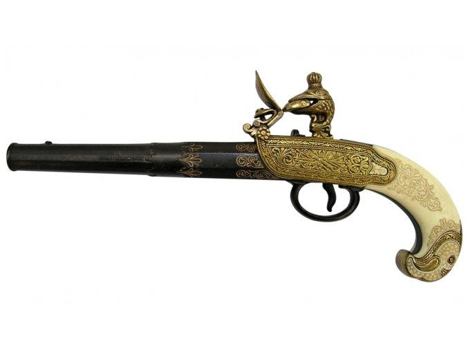 Replika Ruská Pistole 18.století