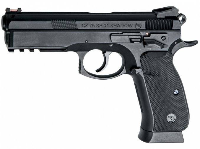 Vzduchová pistole CZ-75 SP-01 Shadow