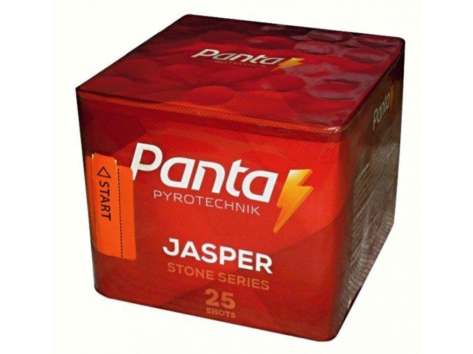 Pyrotechnika kompakt 25ran / 25mm Jasper