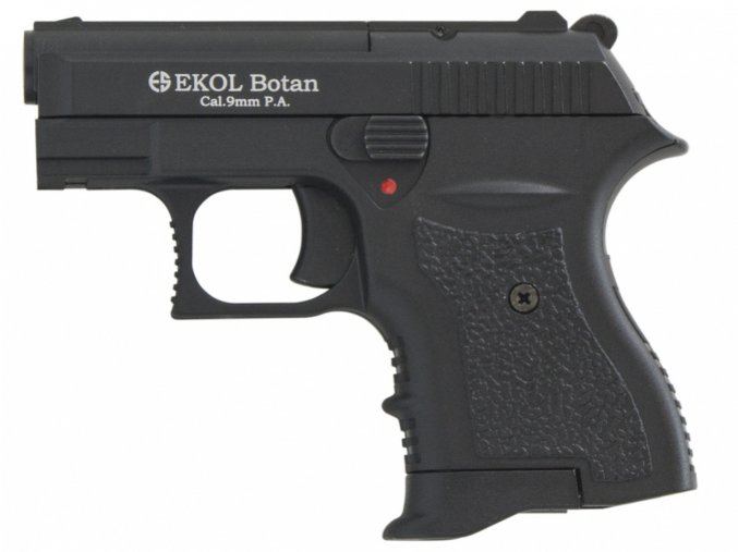 Plynová pistole Ekol Botan černá cal.9mm