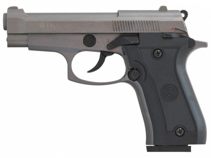 Plynová pistole Ekol Special 99 REV II titan cal.9mm