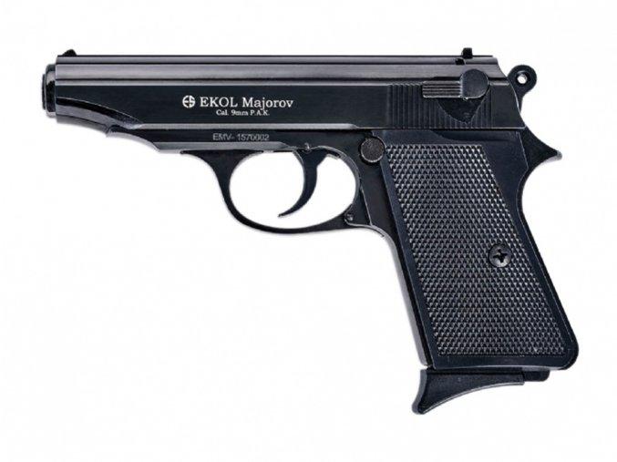 Plynová pistole Ekol Majarov černá cal.9mm