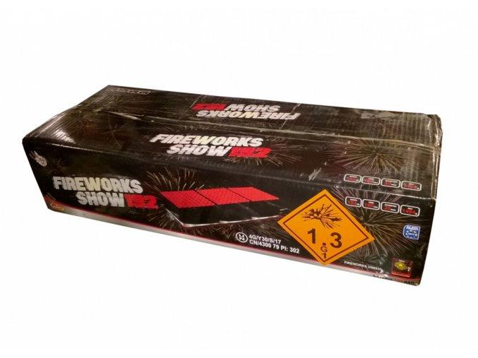 23037 pyrotechnika kompakt 192ran 20mm fireworks show 192