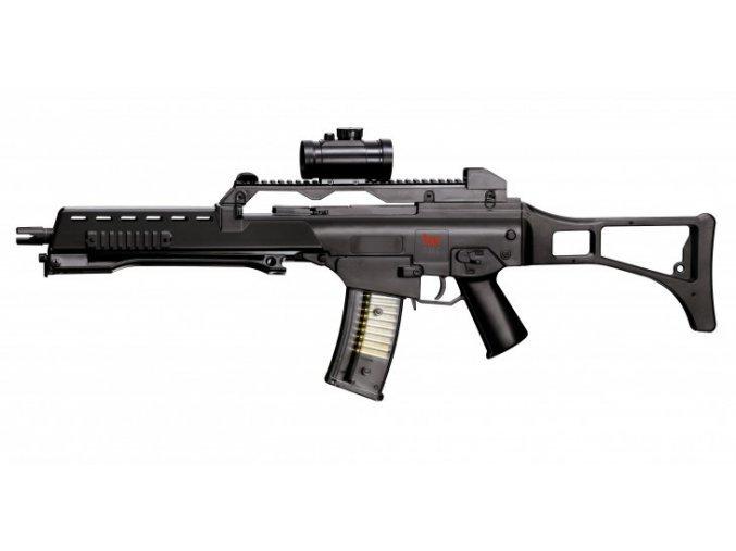 12358 airsoft samopal heckler koch g36 sniper asg