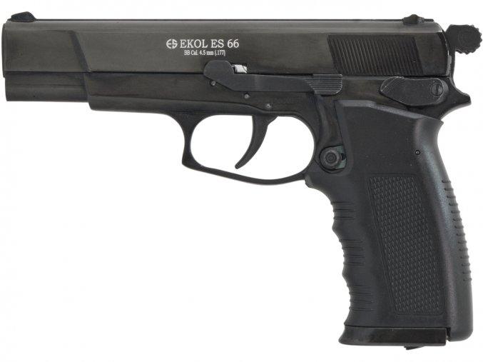 Vzduchová pistole Ekol ES 66 černá