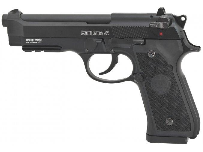 Vzduchová pistole Bruni 92 Blowback