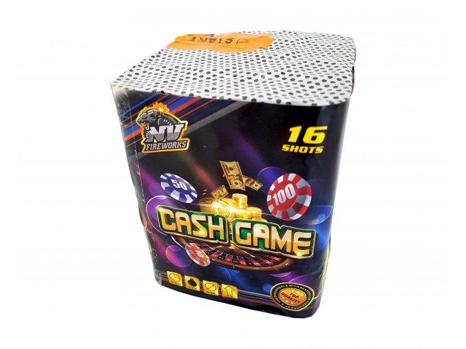 Pyrotechnika Kompakt 16ran / 20mm Cash Game