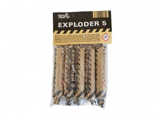 Pyrotechnika Petardy Exploder 5 - 5ks
