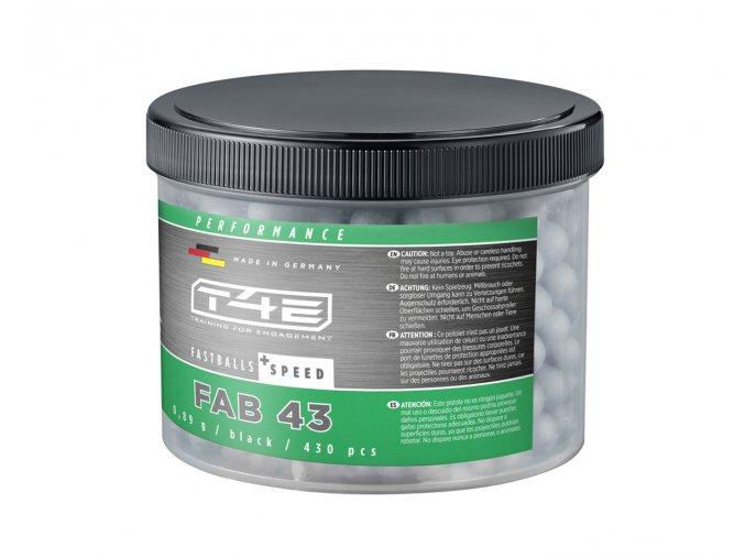 Kuličky T4E Rubber Fast Ball cal.43 0,89g 430ks