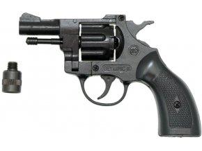 Startovací revolver Bruni Olympic 6 plast cal.6mm