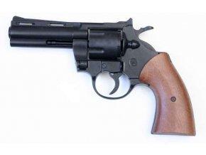 Plynový revolver Bruni Magnum 380 Python černý cal.9mm