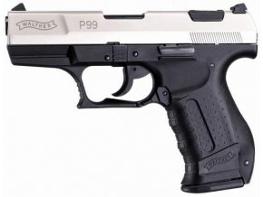 Plynová pistole Walther P99 bicolor cal.9mm