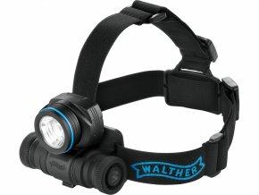 Čelová svítilna Walther Pro HL17