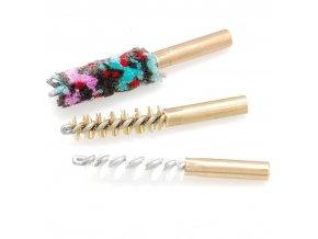 Čištění mosazné v krabičce cal.5,5mm