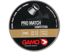 Diabolo Gamo Pro Match 250ks cal.4,5mm