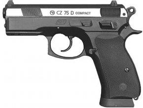 Vzduchová pistole CZ-75 D Compact bicolor