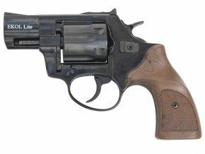 Plynový revolver Ekol Viper Lite černý cal.9mm