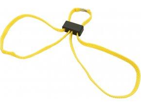 Pouta jednorázová žlutá
