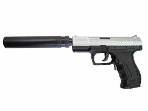 Airsoft Pistole Walther P99 XtraKit AEG