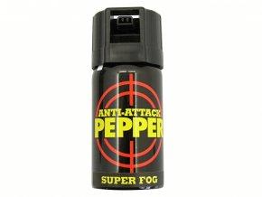 Obranný sprej pepřový Anti-Attack OC FOG 40ml